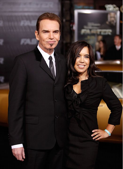 Faster LA Premiere 2010 Billy Bob Thornton