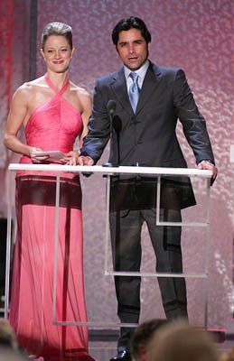 Teri Polo and John Stamos Screen Actors Guild Awards - 2/5/2005