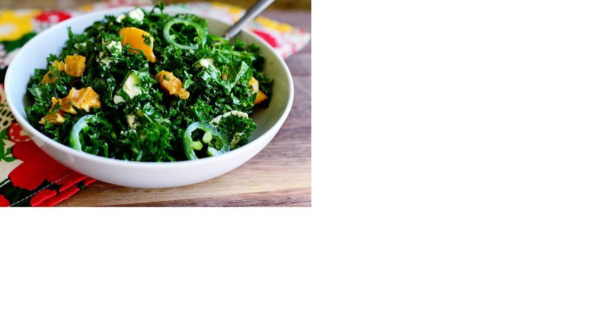 Get Your Youthful Glow Back With Kale