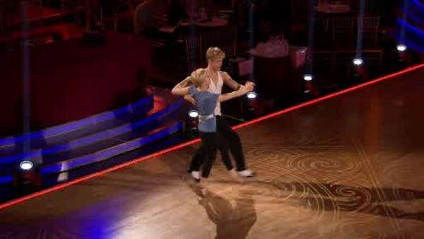 Behind the scenes: Dancing with the Stars dress rehearsal