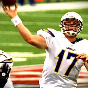 San Diego Chargers quarterback Philip Rivers vs. Denver Broncos quarterback Peyton Manning on Thursday Night Football