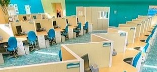 How Workspace Design Affects Call Center Employee Satisfaction image callcenterdesign