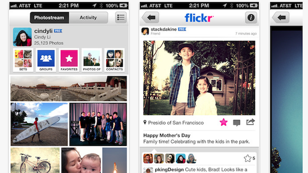 Yahoo Enters the Photo-Filter War with Its New Flickr App