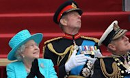 Armed Forces Mark Queen&#39;s Diamond Jubilee