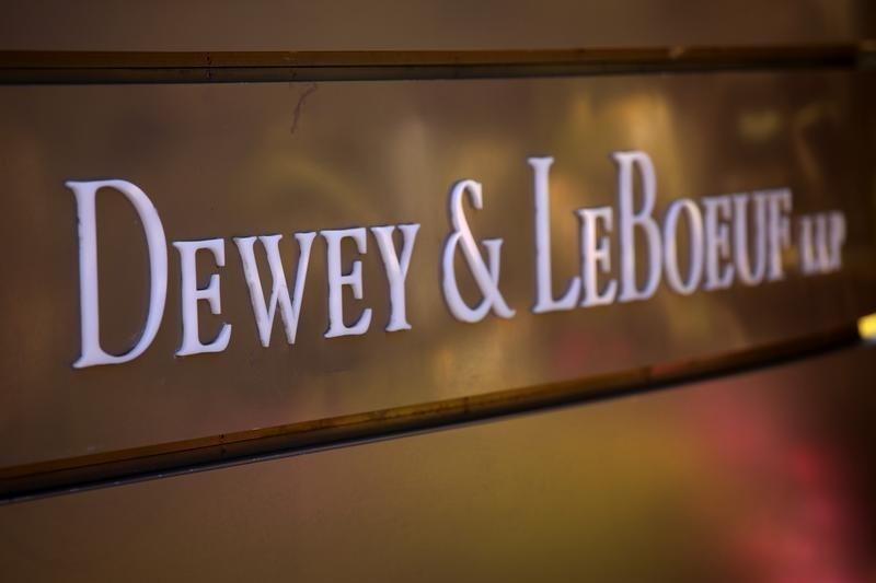 Ex-Dewey & LeBoeuf execs acquitted on some counts, jury stuck on others