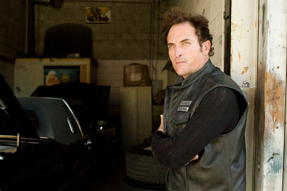 "Kim Coates as Alex ""Tig"" Trager in Sons of Anarchy."