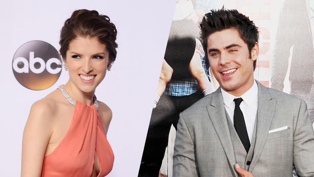 Anna Kendrick Joins Zac Efron in Comedy 'Mike and Dave Need Wedding Dates'