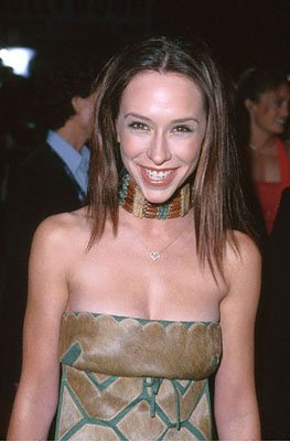 Jennifer Love Hewitt at the Mann's Chinese Theater premiere of Warner Brothers' Battlefield Earth