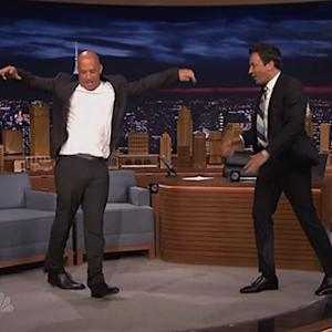 Vin Diesel Shows Off Breakdancing Skills