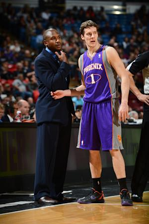 Suns beat Kings 106-96 in 1st game under Hunter