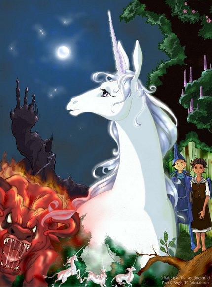 Best:The last unicorn