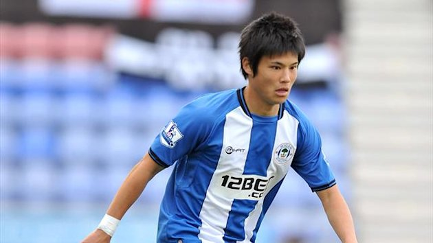 Ryo Miyaichi, Wigan Athletic