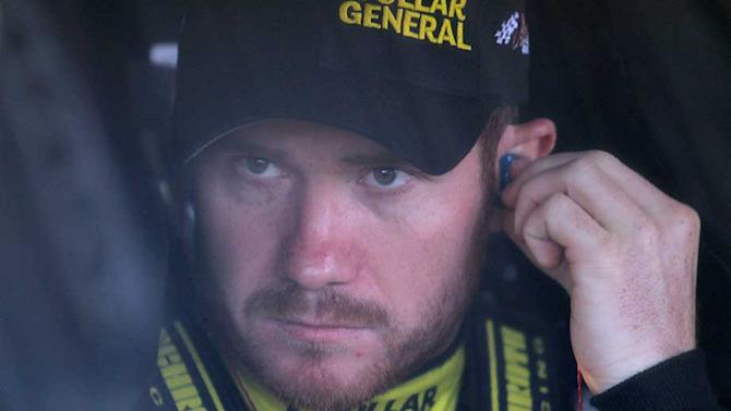JGR's Vickers fastest in Nationwide practice