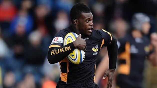 Christian Wade is among the six players shortlisted for the Aviva Premiership player of the season award