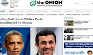 Iran News Agency Falls For Onion Spoof
