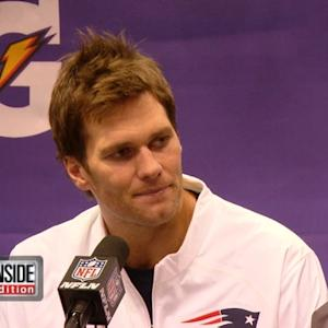 Tom Brady Tells INSIDE EDITION He's Focused