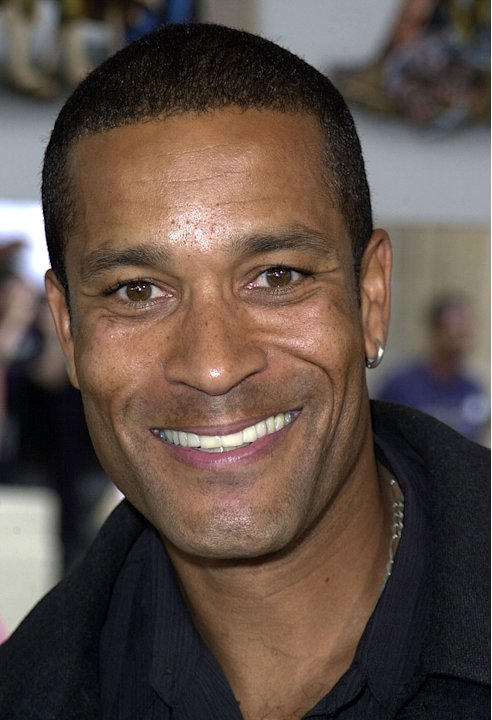 "Phil Morris at the ""ATLANTIS: The Lost Empire""  Los Angeles Premiere."