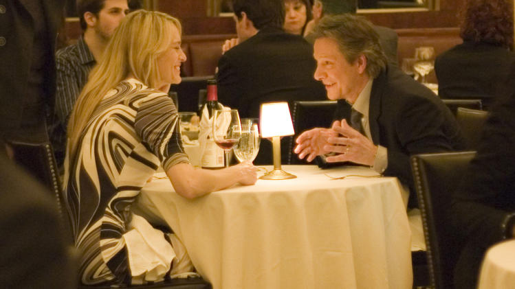 Robin Wright Penn Chris Cooper New York, I Love You Production Stills Vivendi 2009