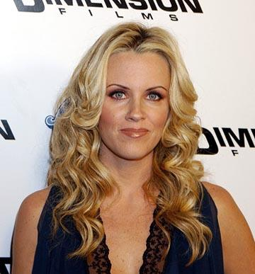 Jenny McCarthy at the LA premiere of Dimension's Scary Movie 3