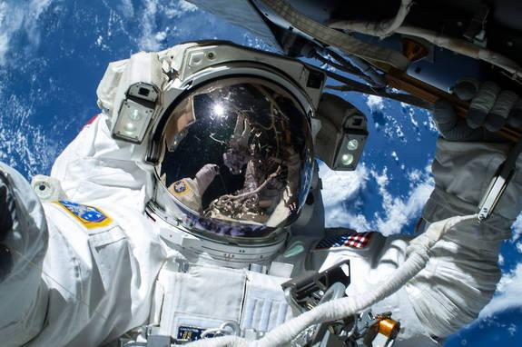 Astronauts Taking Spacewalk Outside Space Station Today: Watch Live