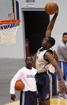 D-League offers option for prep-to-pro players