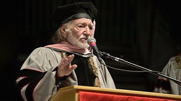 Willie Nelson Becomes Honorary Doctor (ABC News)