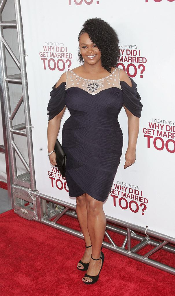 Tyler Perry's Why Did I Get Married Too? Ny Premiere 2010 Jill Scott