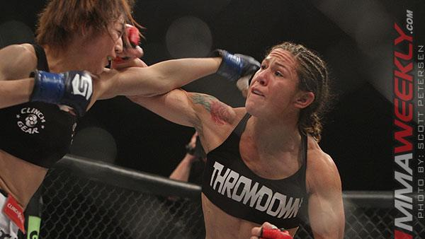 Cris Cyborg Committed to Bantamweight Drop and Getting a Shot at Ronda Rousey