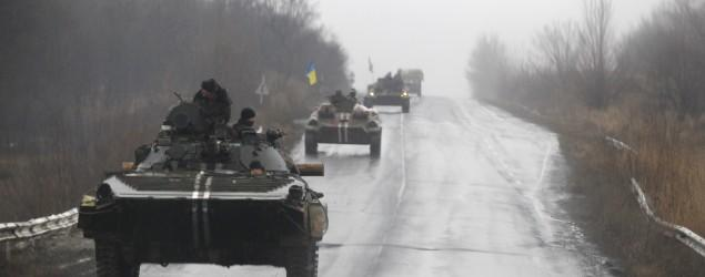 Fighting rages in Ukraine after peace deal collapses