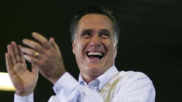 Mitt Romney Sounds Like a Sore Winner Before He's Even Won