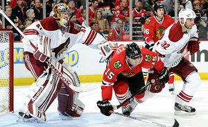 Embellishment, obstruction, goalie pad sizing discussed at NHL rules meeting
