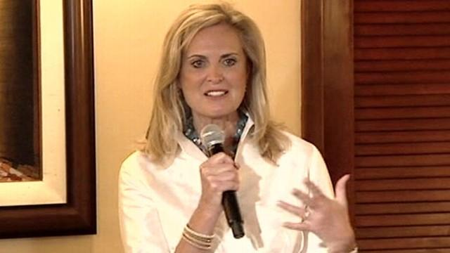 Ann Romney's Plane Forced to Land