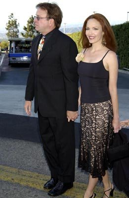 John Ritter, Amy Yasbeck Teen Choice Awards - 7/2/2003