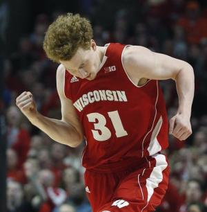 Wisconsin beats Indiana 68-56 in B10 tournament
