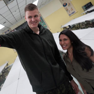 Mustard Minute Selfie Interview: New York Knicks rookie Kristaps Porzingis