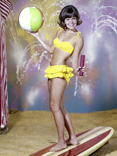 Sally Field in Gidget - 1965