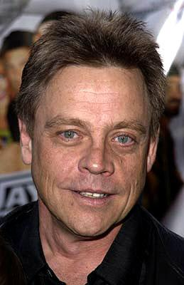 Premiere: Mark Hamill at the Westwood premiere of Dimension's Jay and Silent Bob Strike Back - 8/15/2001