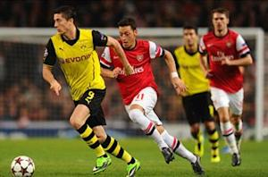 Subotic: Arsenal was trying to play it safe