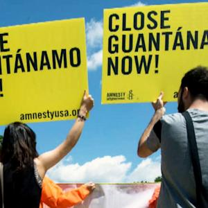 What are the chances Guantanamo Bay detainment camp closes?