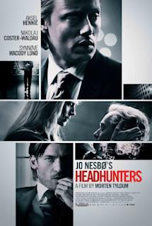 Poster of Headhunters