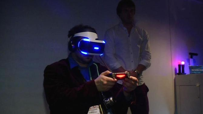 Virtual reality wars heating up at Game Developers' Conference