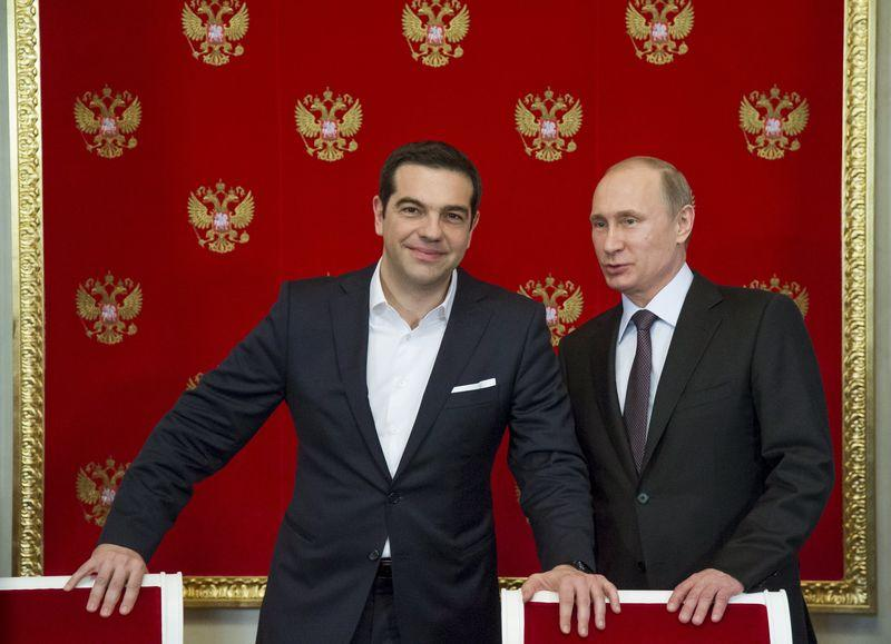 Russia denies German report it is ready to sign gas deal with Greece