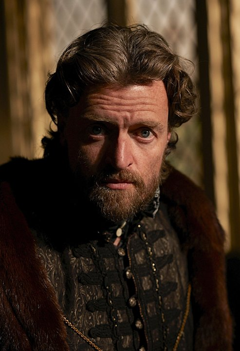 "Anthony Brophy as Chapuys in ""The Tudors."""