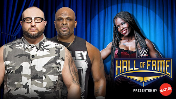 The Dudley Boyz To Induct Jacqueline Into WWE Hall of Fame