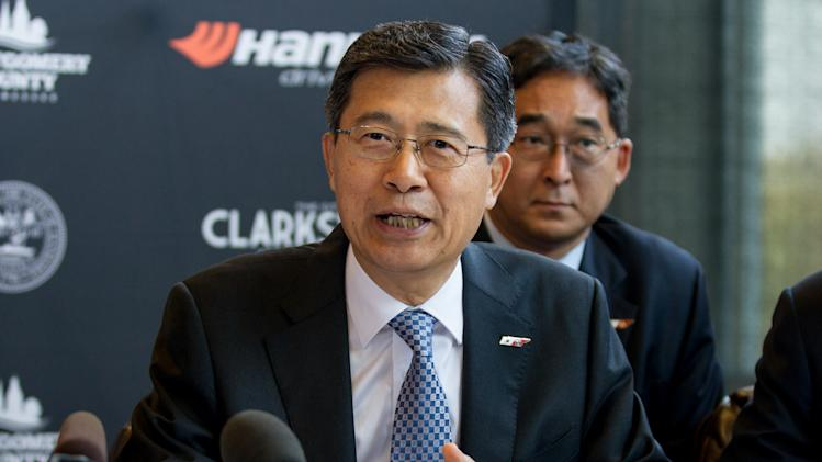 Tire-maker Hankook to build $800M plant in Tenn.