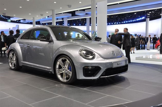 VW Beetle sporty