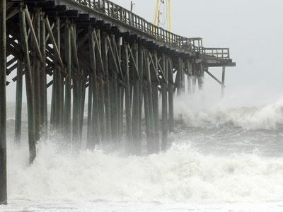 Sandy impact could last several days
