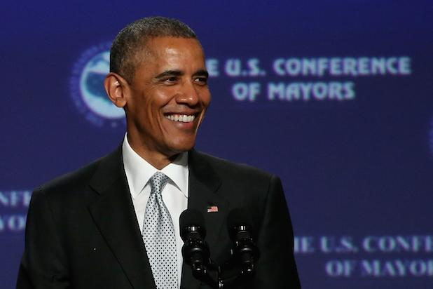 President Obama to Appear on 'Running Wild With Bear Grylls'