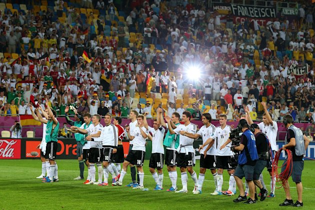   Germany Celebrate Victory&nbsp;&hellip;