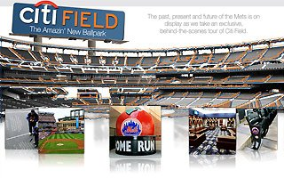 N.Y. Daily News Citi Field tour